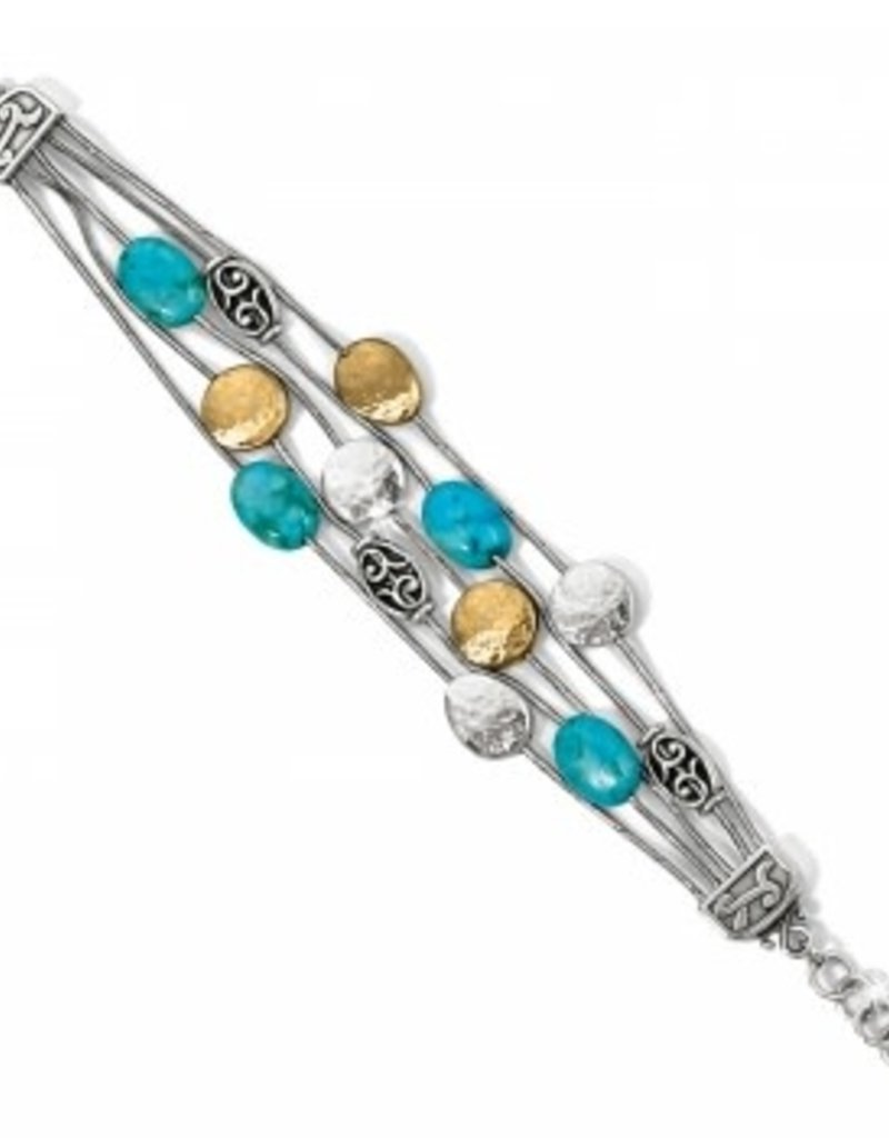 Brighton 65051 Bracelet/Mediterranean/Turq