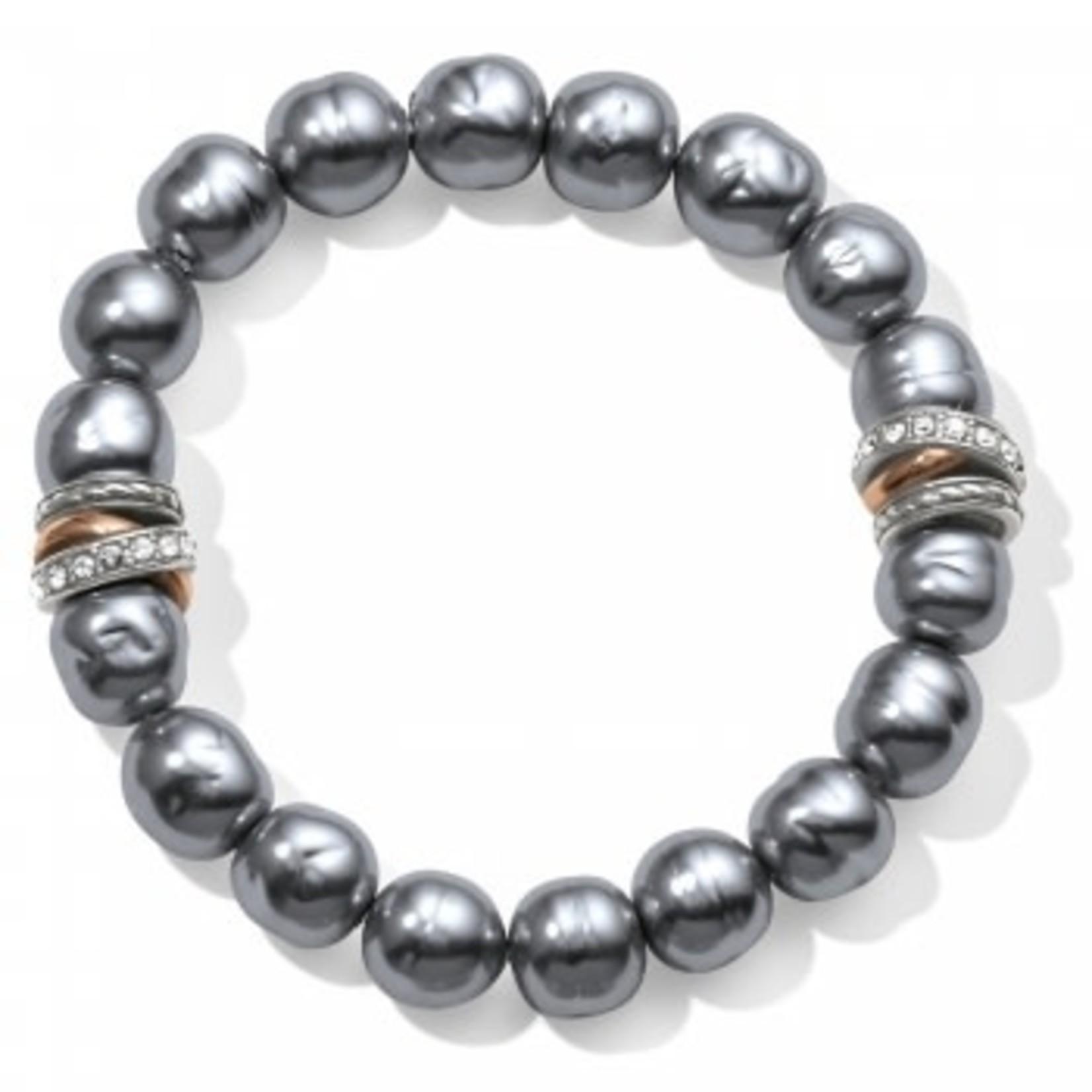 Brighton 65443 Bracelet/NeptuneRings/GreyPrl