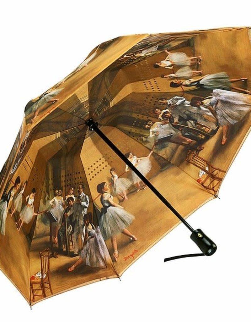 Ballerinas Reverse Close Folding Umbrella