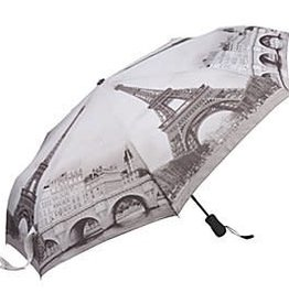 Paris Reverse Close Folding Umbrella