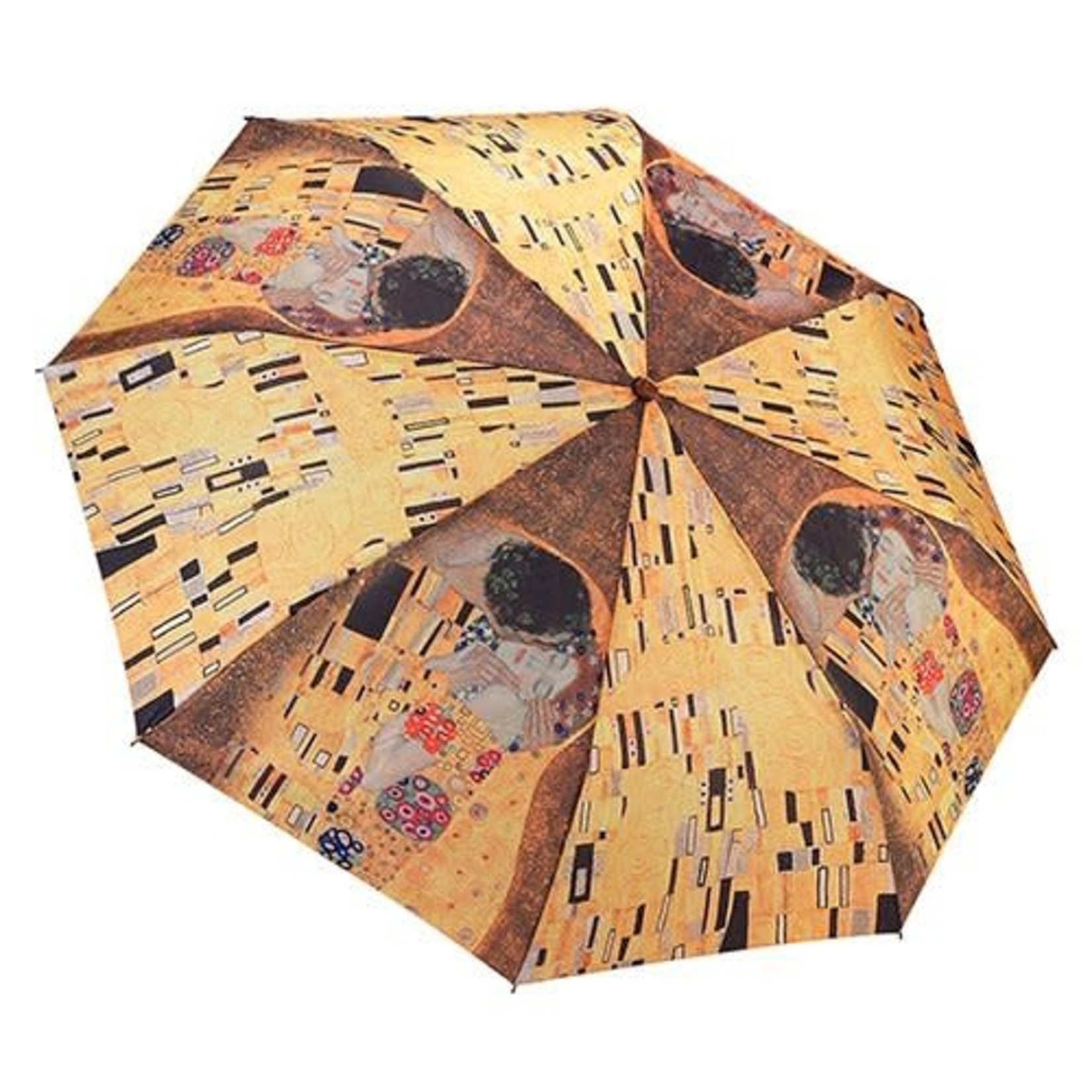 The Kiss Reverse Close Folding Umbrella