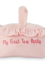 My First Tea Party Plush Set