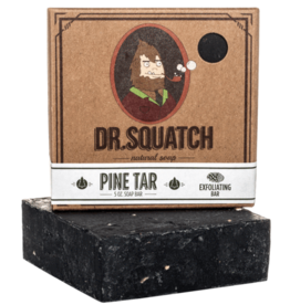 Dr Squatch Bar Soap 5 oz - Pine Tar