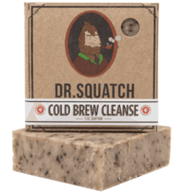 Dr Squatch Bar Soap 5 oz - Cold Brew Cleanse