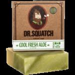 Dr Squatch Bar Soap 5 oz - Cool Fresh Aloe