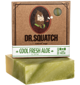 Dr Squatch Bar Soap 5 oz - Cool Fresh Aloe