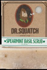 Dr Squatch Bar Soap 5 oz - Spearmint Basil