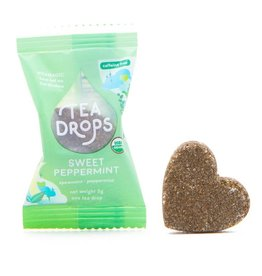 Tea Drops Single Serve Tea Drops - Sweet Peppermint
