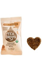 Tea Drops Orange Cinnamon Roll Single Serving