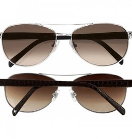 Brighton Sugar Shack Sunglasses in Chocolate