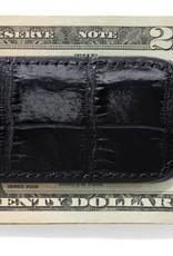 Croco Money Clip