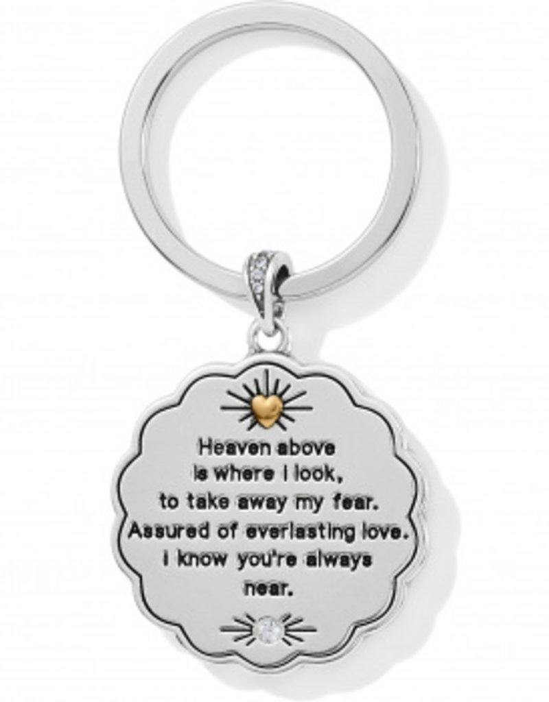 Brighton Celestial Angel Key FOB