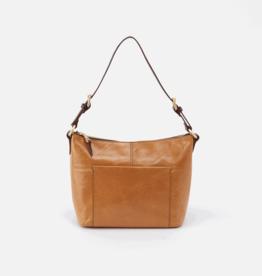 HOBO Charlie Honey Vintage Hide Leather Shoulder Bag