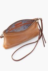 HOBO Darcy Honey Leather Wristlet/Crossbody