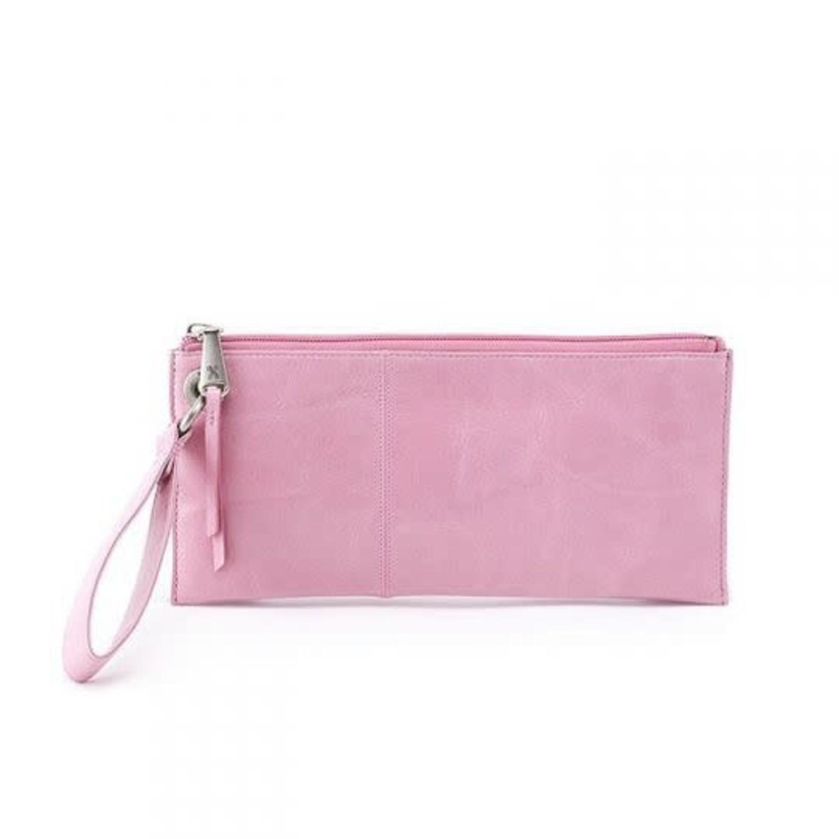 HOBO Vida Lilac Pink Wristlet