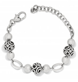 Brighton Contempo Sphere Bracelet Silver OS
