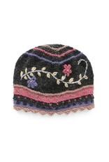 Rising Tide Rosemary - 100% Wool Knit Hat Dusk