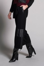 Pull On Bubble Pants in Black