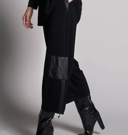 Picadilly Pull On Bubble Pants in Black