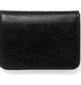 Brighton 71640 Wallet/Carnegie Flip Black