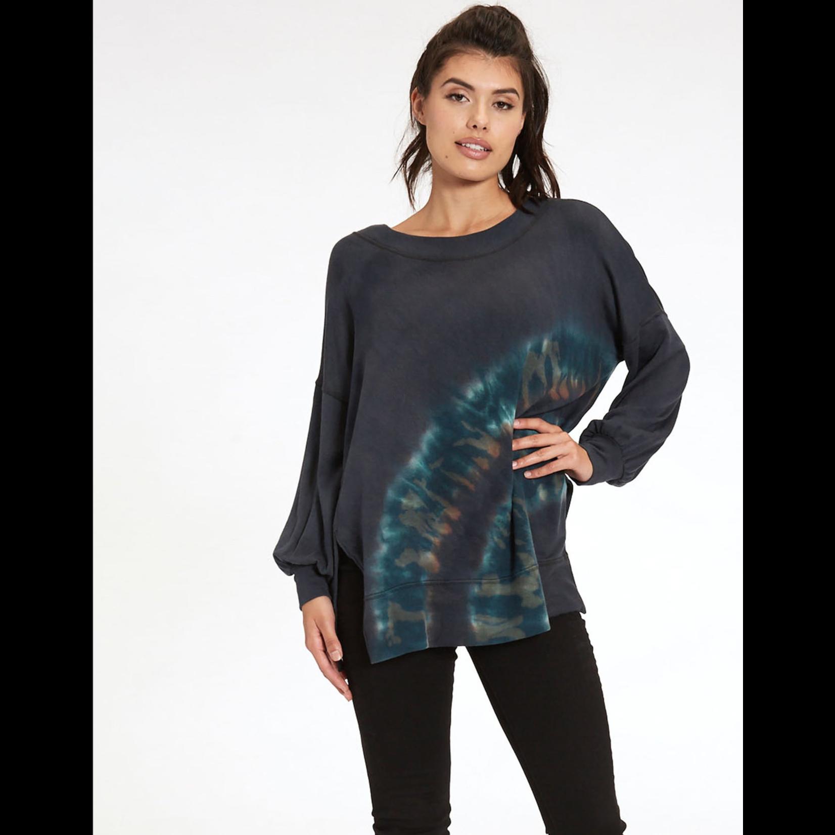 Chilled Sweatshirt in Peacock