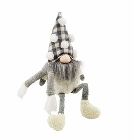 Pom Neutral Dangle Leg Gnome
