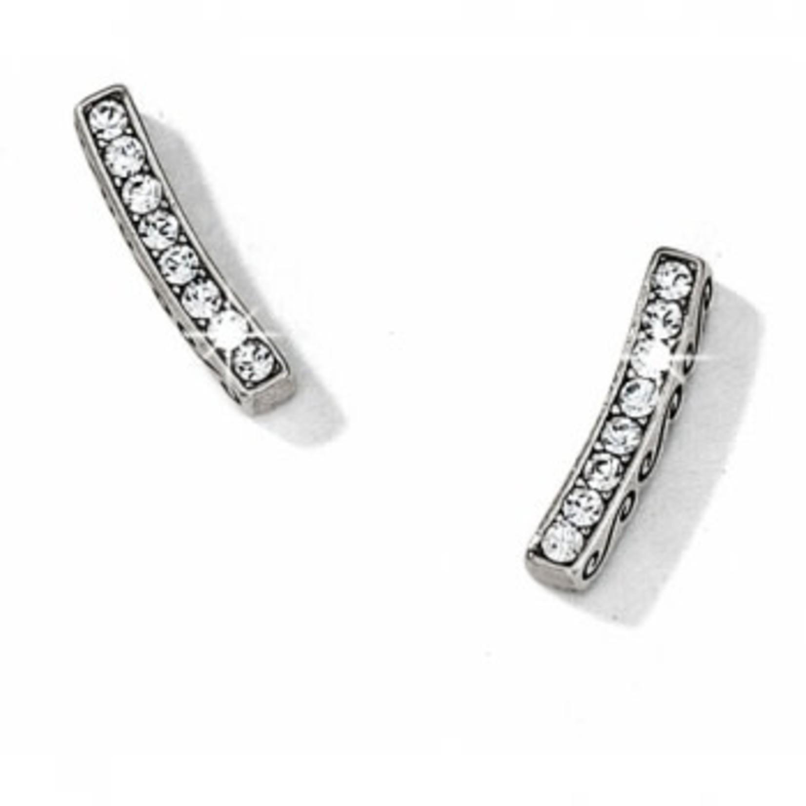 Brighton Chara Post Earrings silver