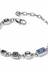 Brighton Emilie Soft Bracelet Silver-Blue