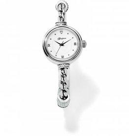 Brighton Sun Valley Watch Silver