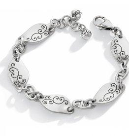 Brighton Twirl Bracelet Silver