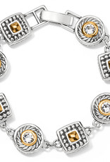 Brighton Heiress Crystal Link Bracelet