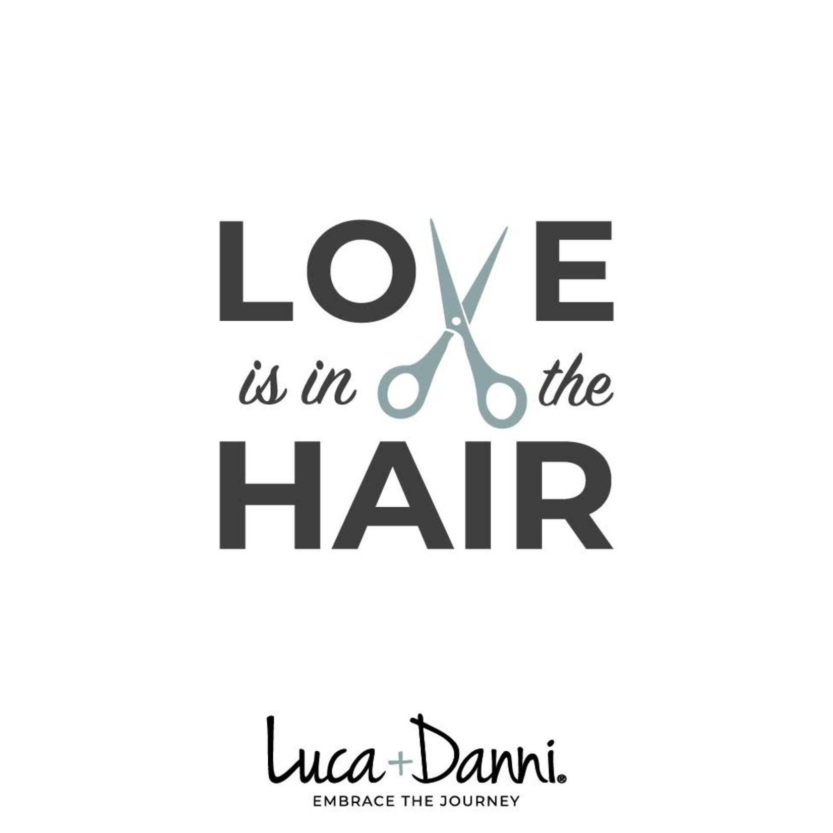 Luca+Danni Hair Stylist Bangle Bracelet Silver Tone - Regular
