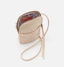HOBO Fate Buffed Gold Vintage Hide Leather Crossbody