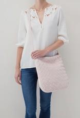 HOBO Merge Pink Soft Hide Leather Handbag