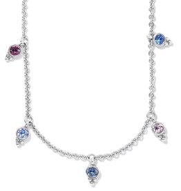 Brighton Color Drops Short Necklace