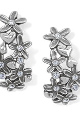 Brighton Wild Flowers Post Hoop Earrings