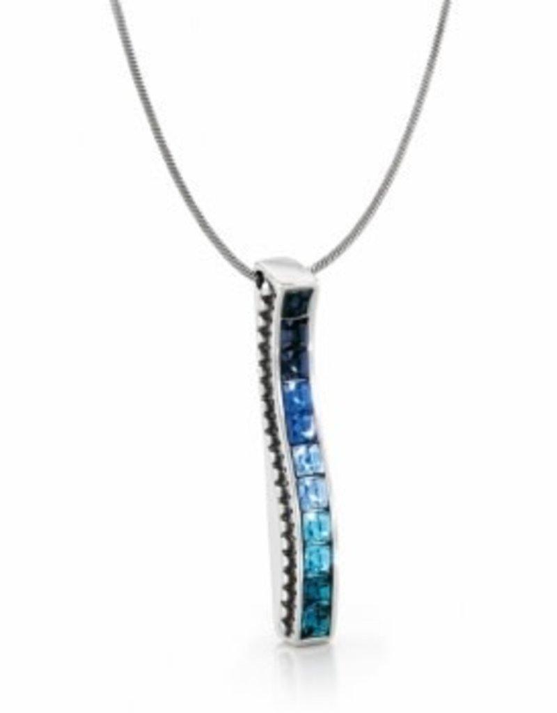 Brighton Necklace/Spectrum/Blue