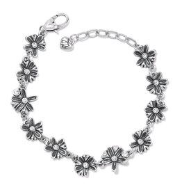 Brighton Wild Flowers Bracelet