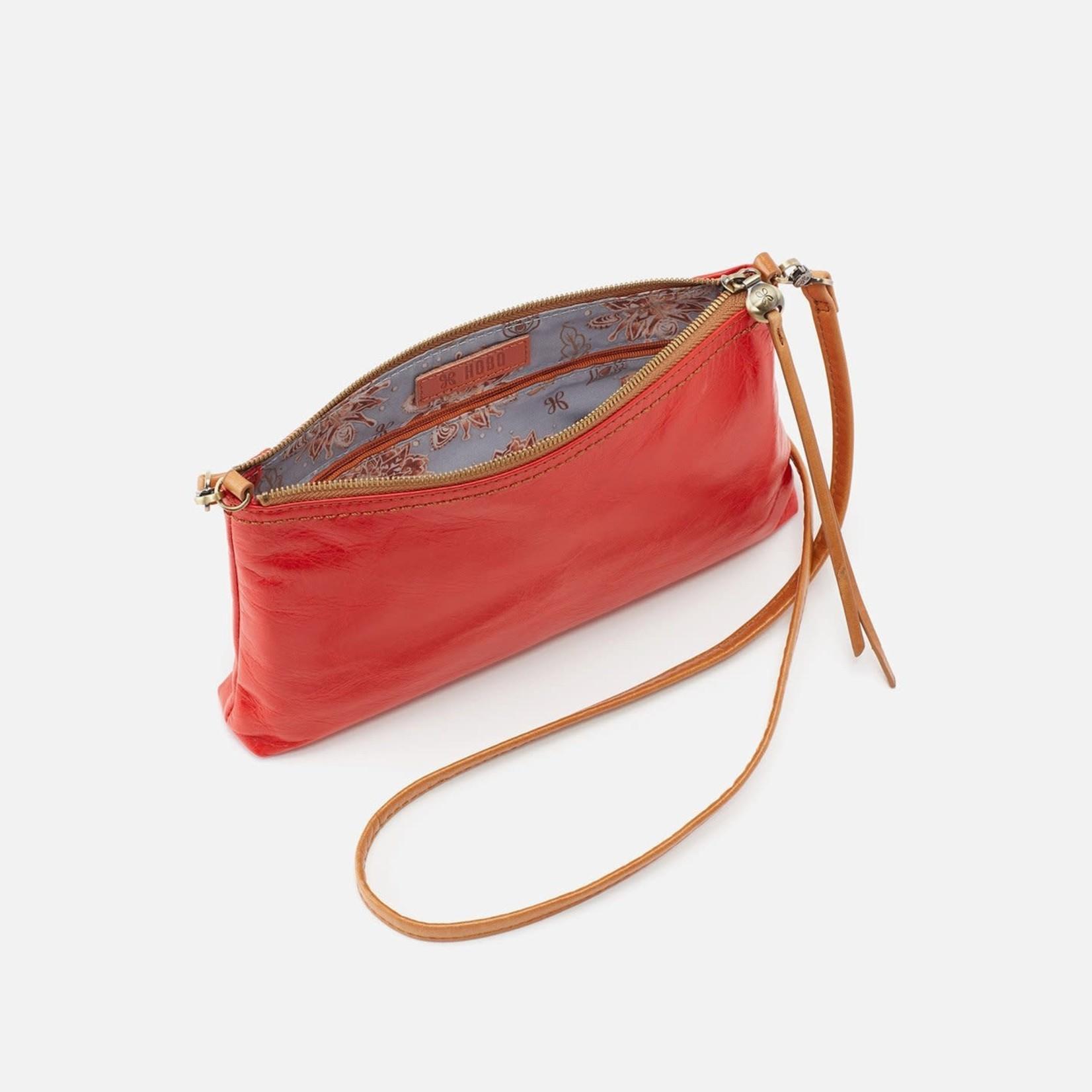 HOBO Darcy Rio Vintage Hide Leather Wristlet/Crossbody