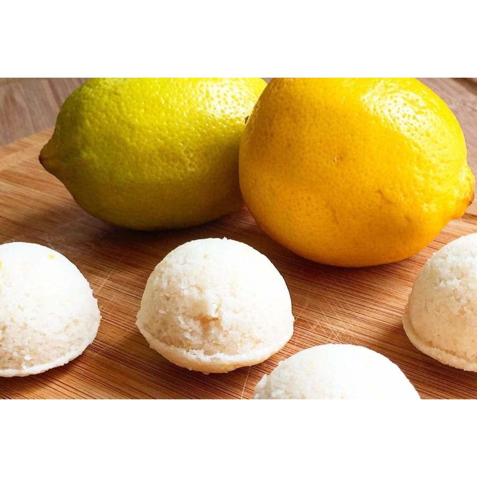 Lemon Cream Pie Protein Balls Snack Pack