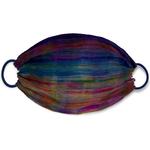 Lua 100% Washable Silk Adjustable Mask - Purple
