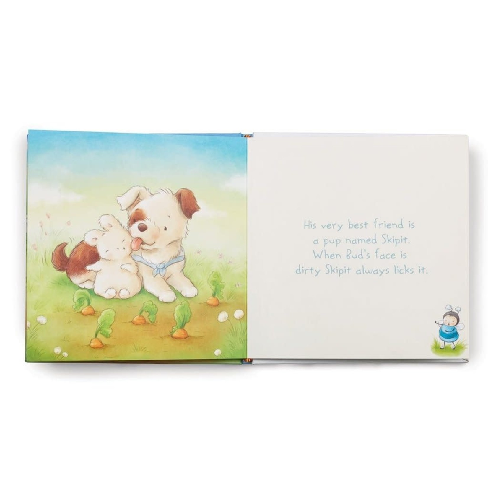 Bunnies By  Bay Best Friends Indeed Board Book