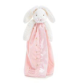 Bunnies By  Bay Blossom Bunny Buddy Blanket in Pink