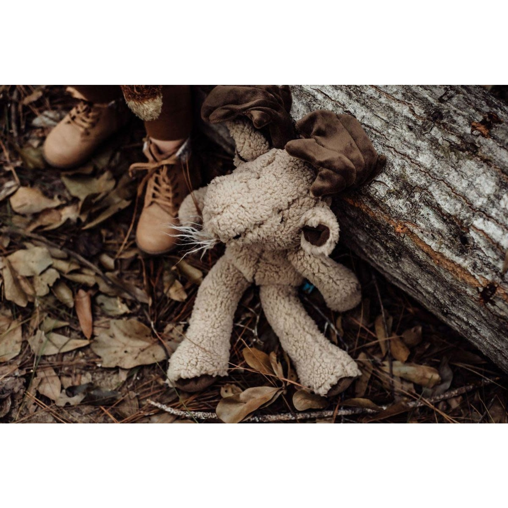 """Bunnies By  Bay Bruce the Moose 16"""" Plush Animal"""