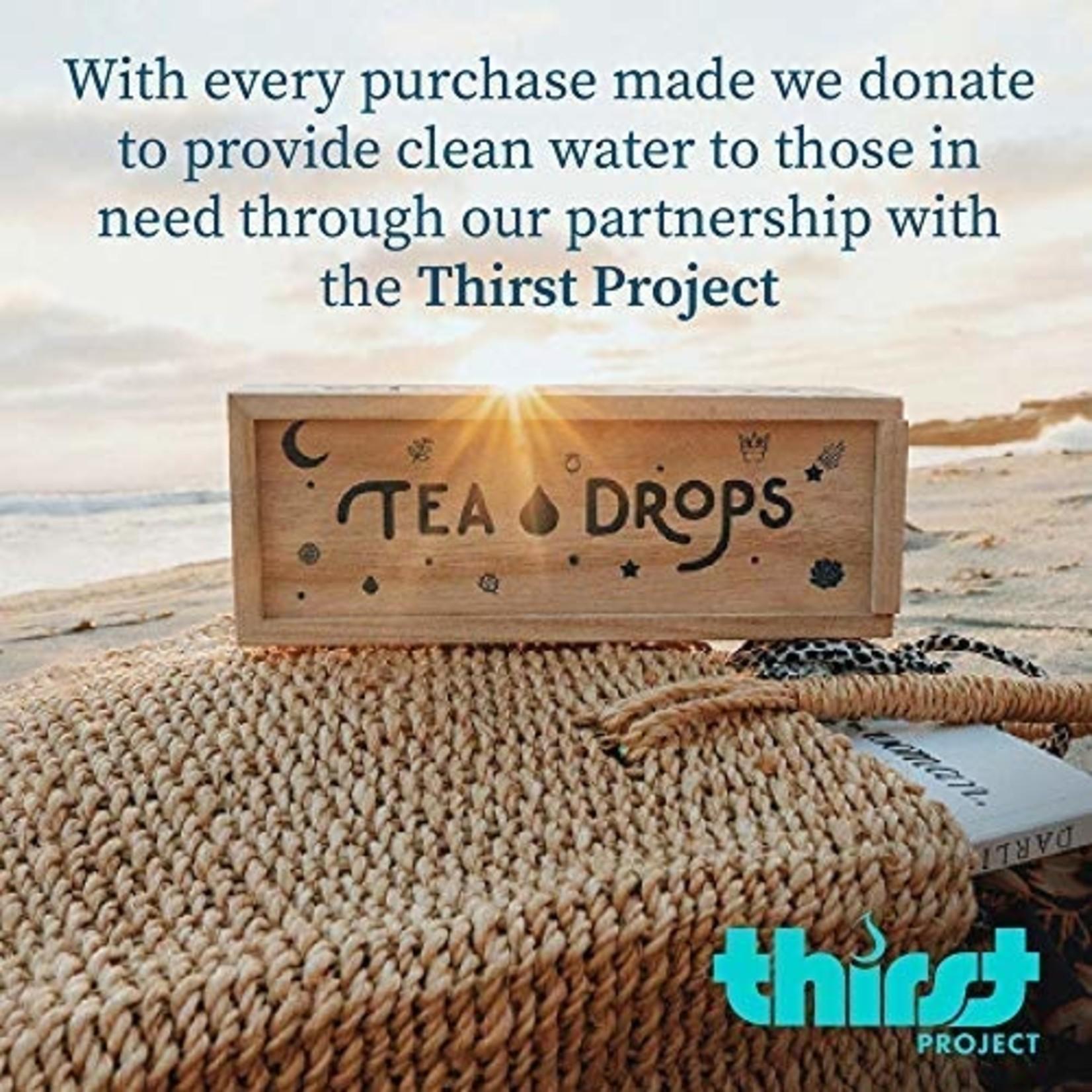Tea Drops Ginger Peach Cobbler Single Serving