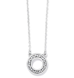 Brighton Contempo Open Ring Petite Necklace