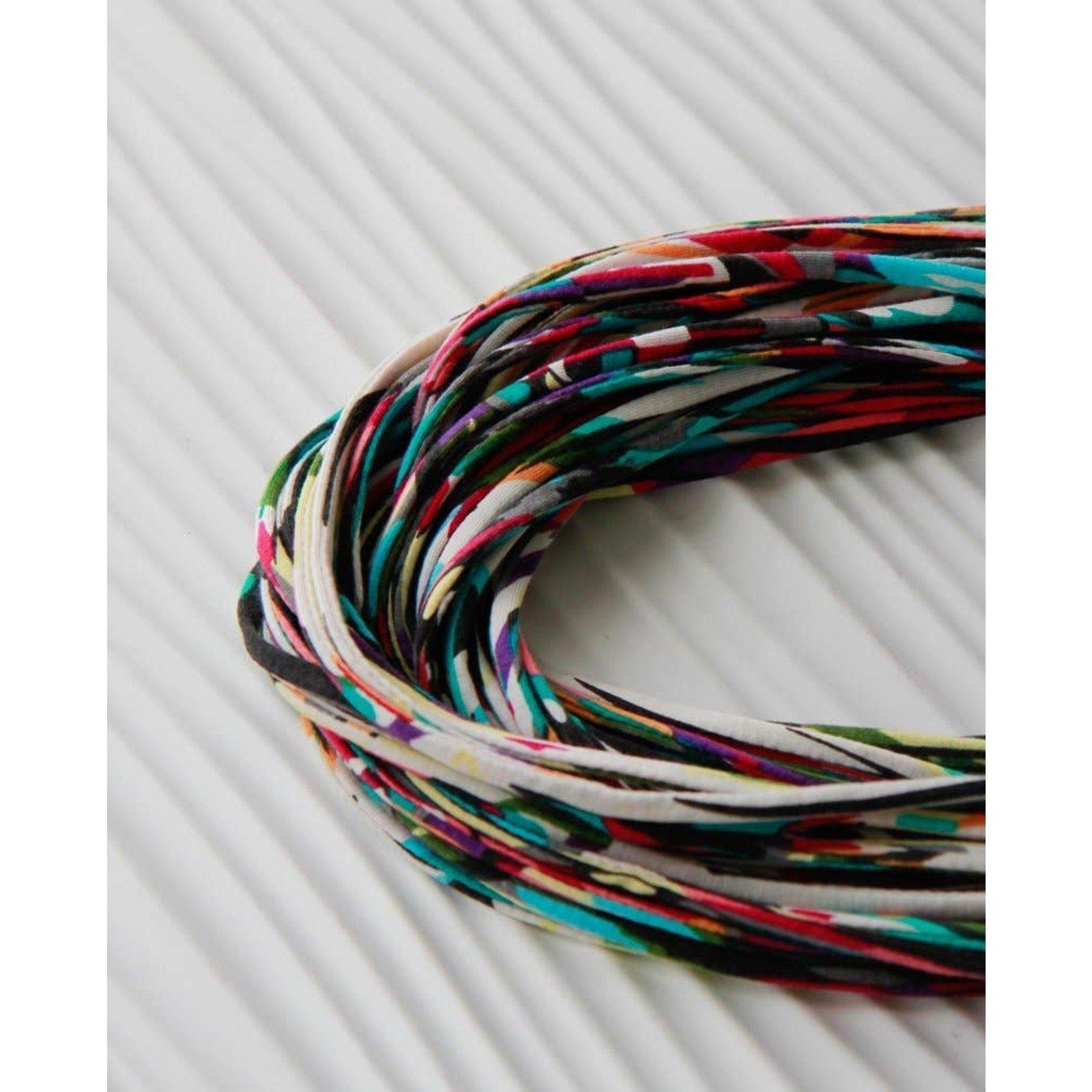 Necknots Paint Party Infinity Scarf Necklace