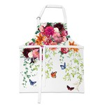 Michel Design Works Sweet Floral Melody Apron