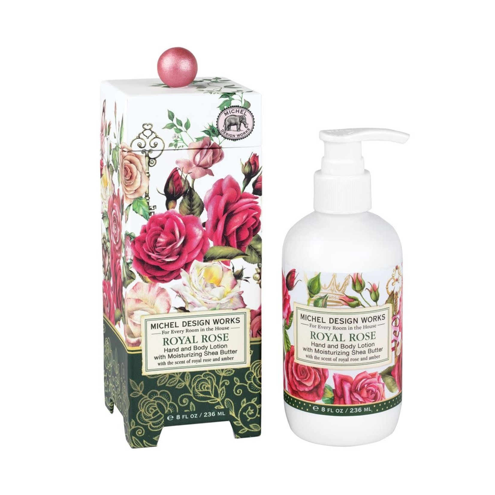 Michel Design Works Royal Rose Lotion