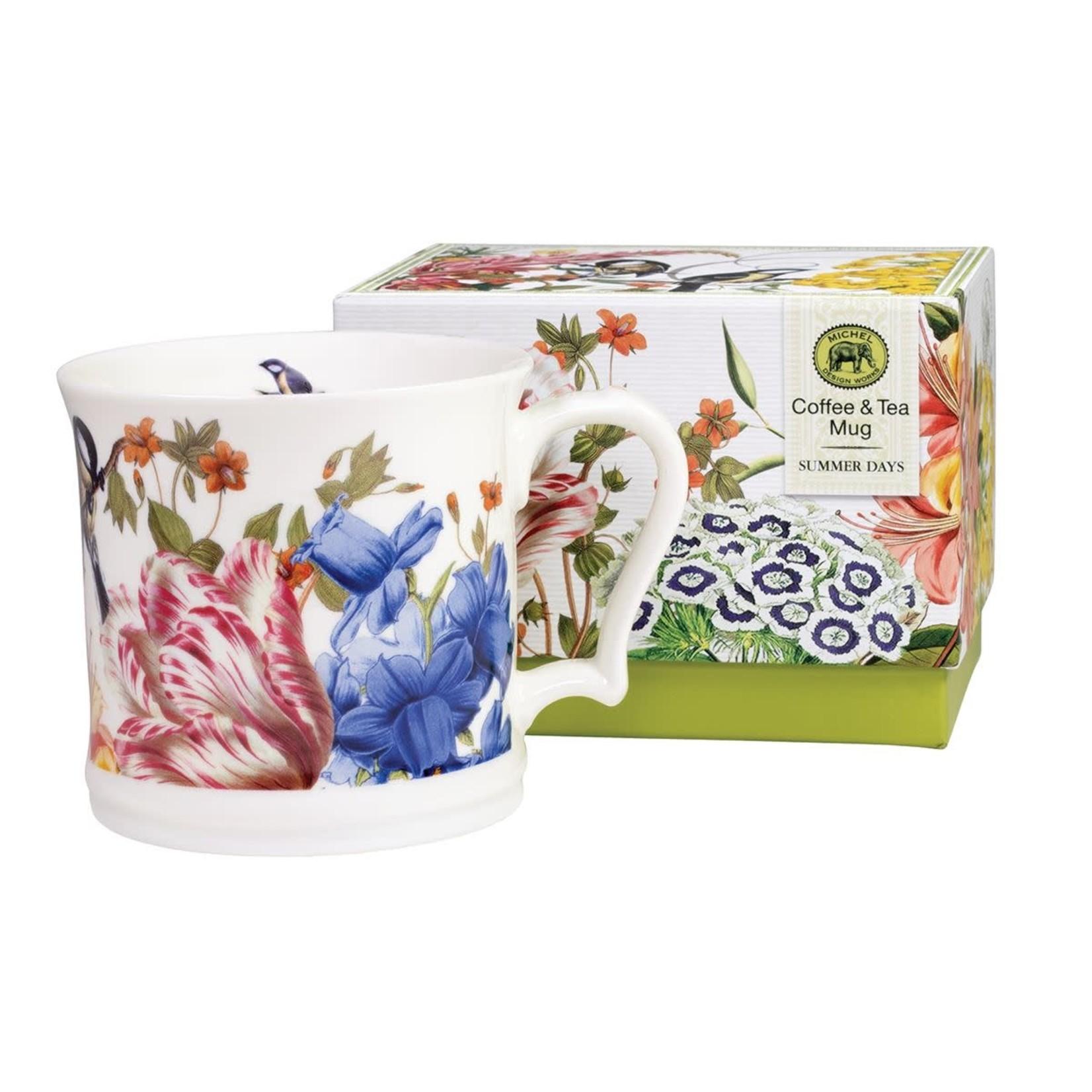 Michel Design Works Summer Days Coffee & Tea Mug